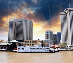 Paquete Colores de New Orleans